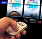 Slot Machine Wireless Hidden Jackpot Button